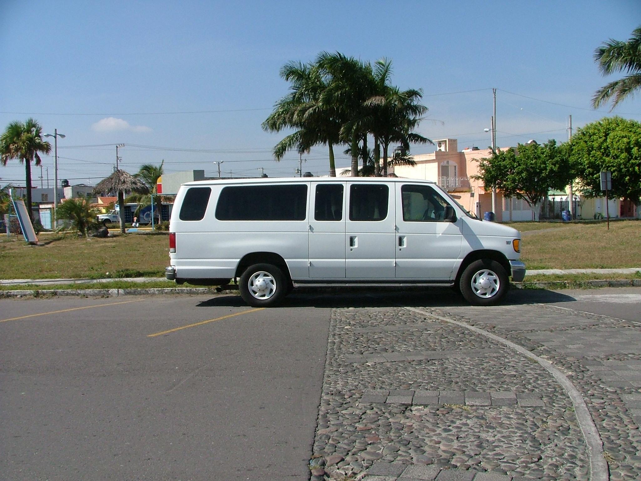 Unidades Camionetas Maxi Van Transportacion Ejecutiva Veracruz