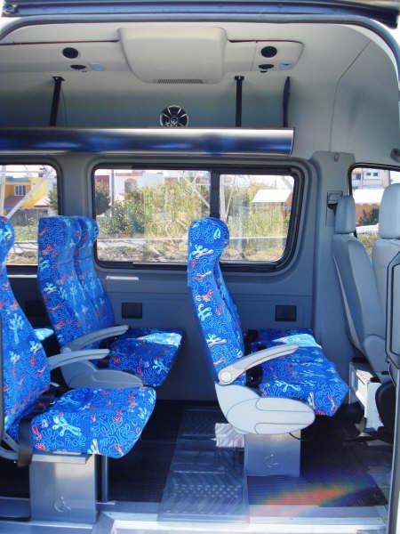 Unidades Crafter Transportacion Ejecutiva Veracruz